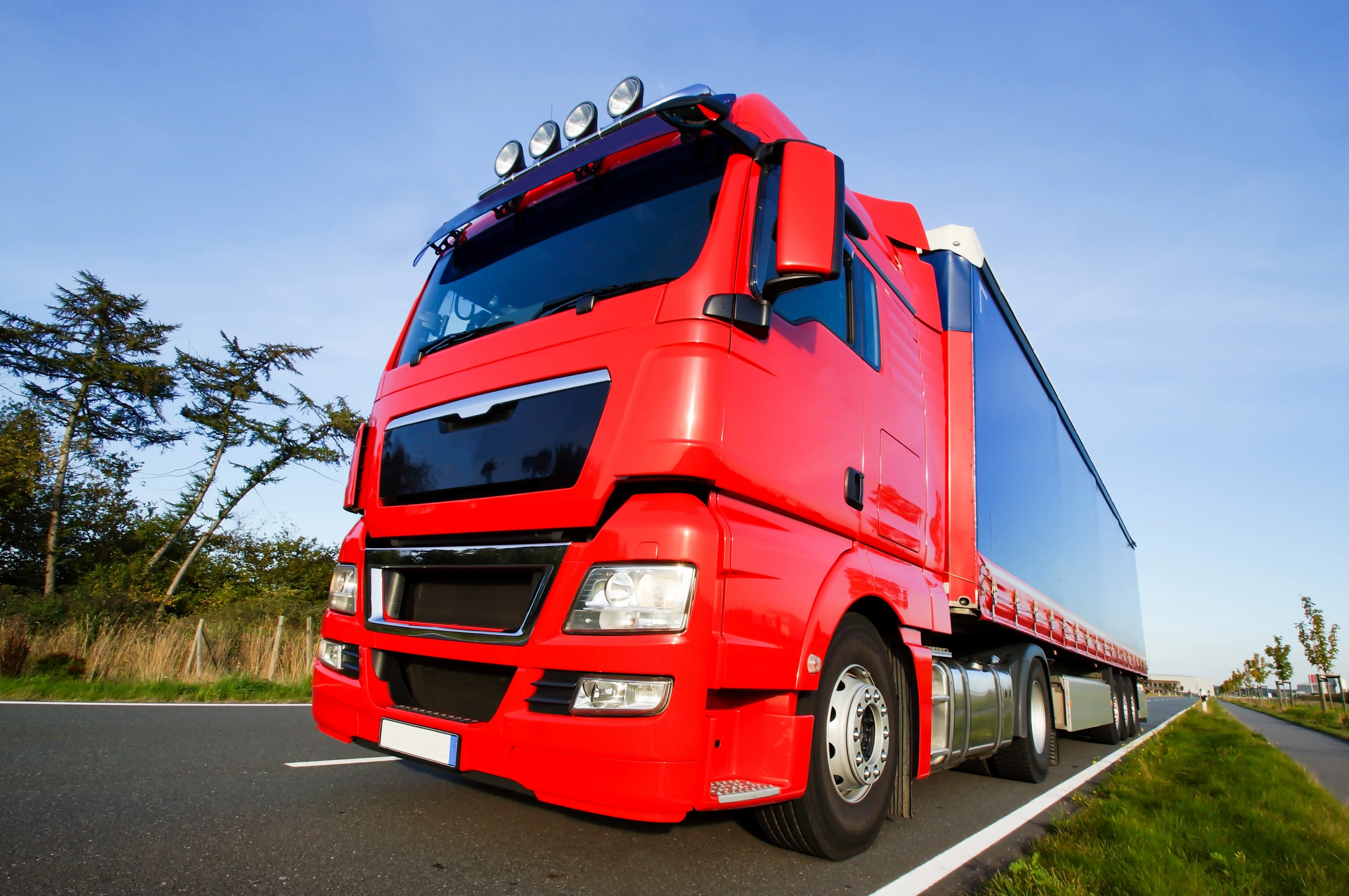 Transport, Distribution & 3PL